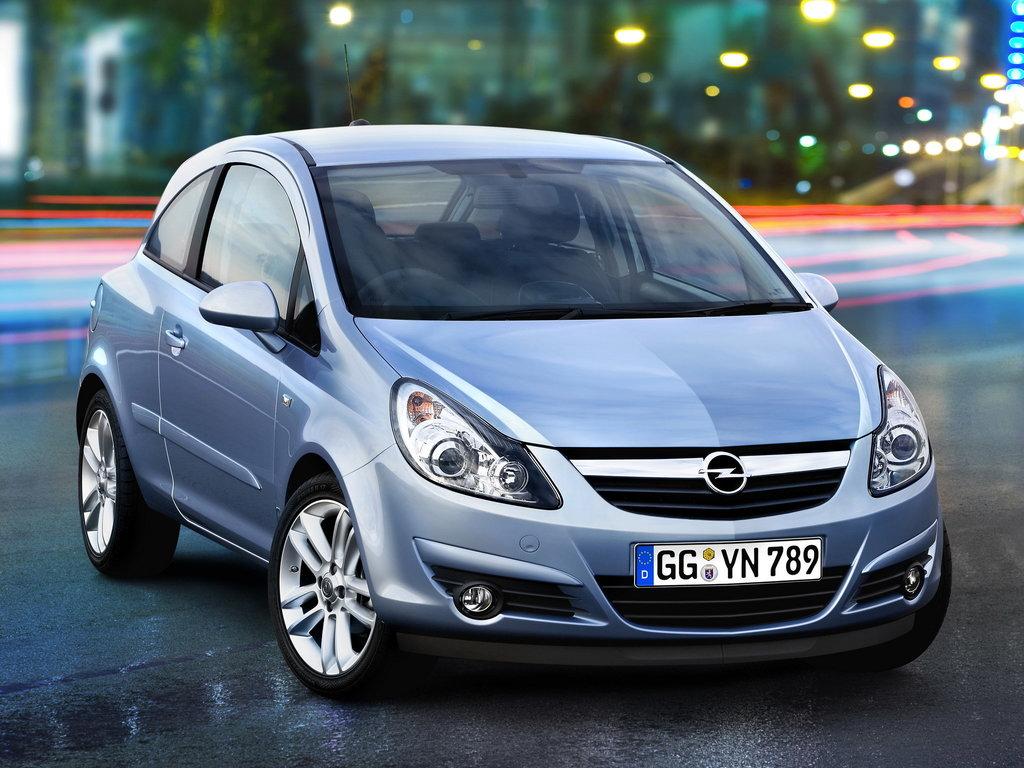 Opel Corsa 4 c A12XER под капотом