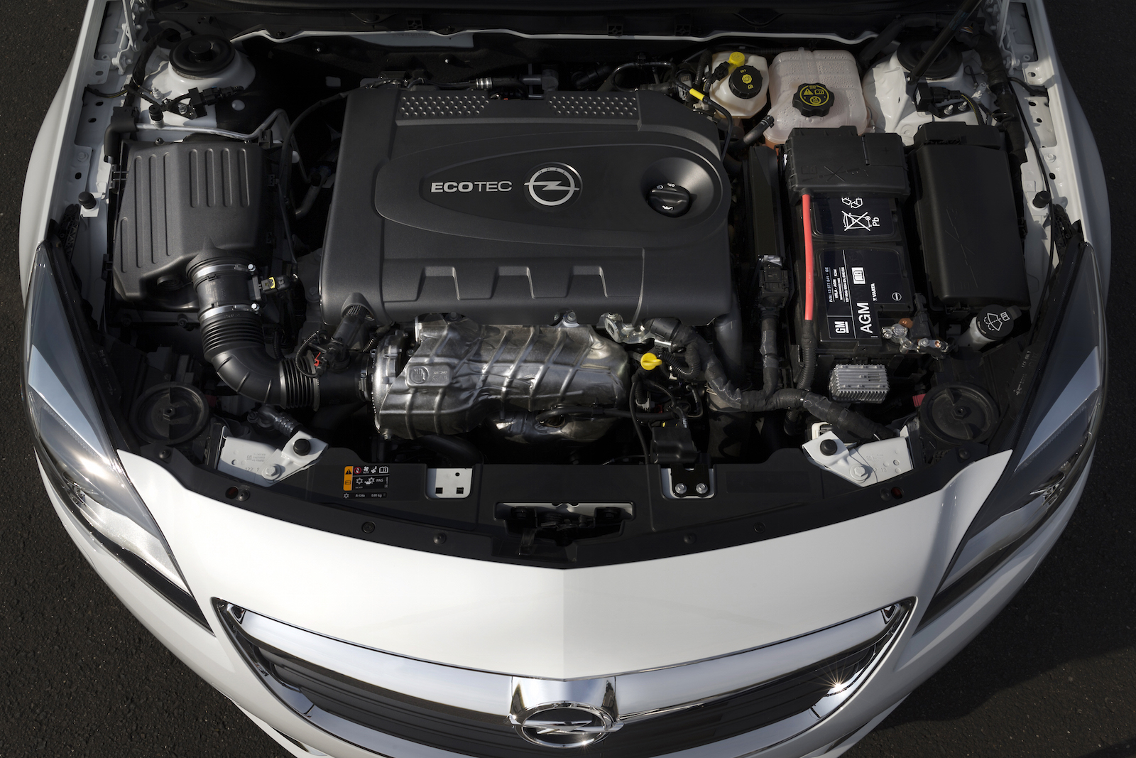 Opel Insignia 2008 двигатель