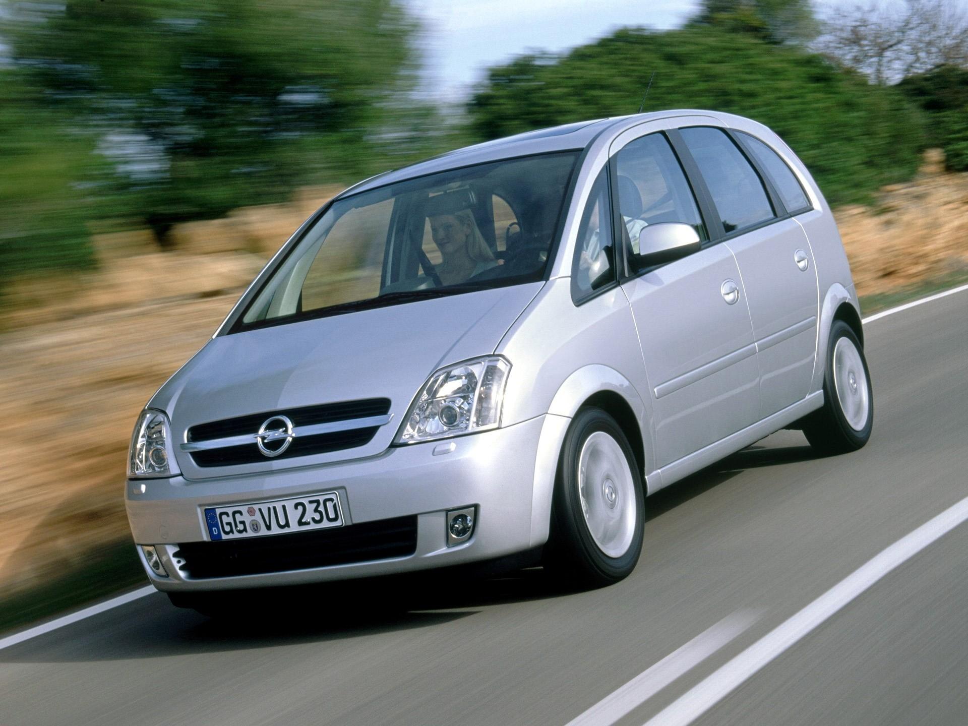Opel Meriva – авто суперкомпактного класса