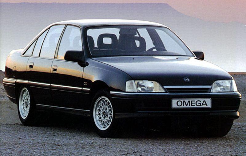 Оpel Оmega А 1989