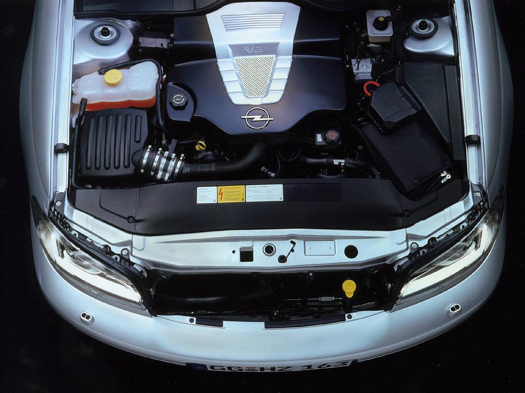 Opel Omega с бензиновым двигателем
