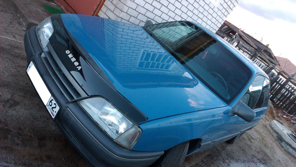 Opel Omegs с двигателем E18NVR