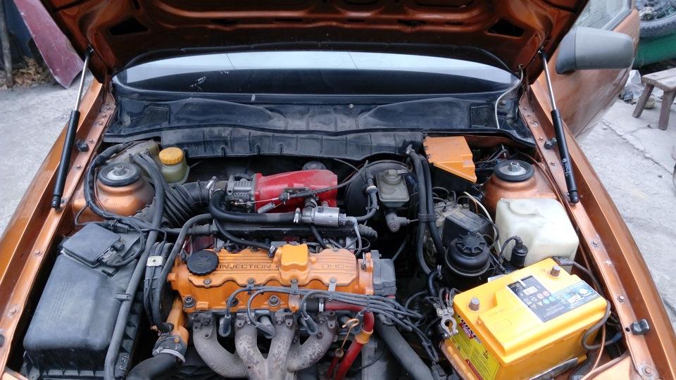 Opel Vectra a 2.0i GT 1991 года