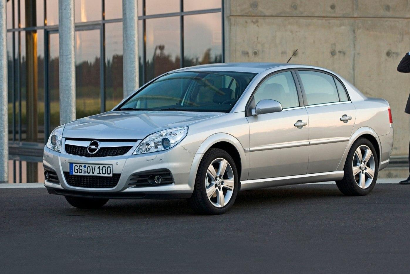 Opel Vectra с двигателем Z16XEP