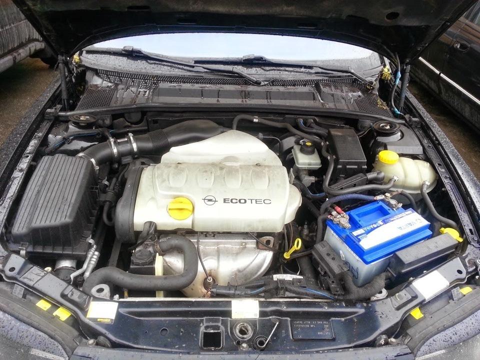 Opel X18XE Opel Vectra Sport VERSION 2001 года
