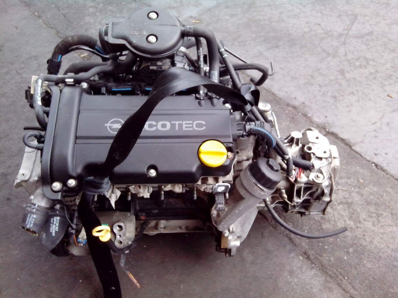 Opel Z12XE не используют из-за токсичных выхлопов