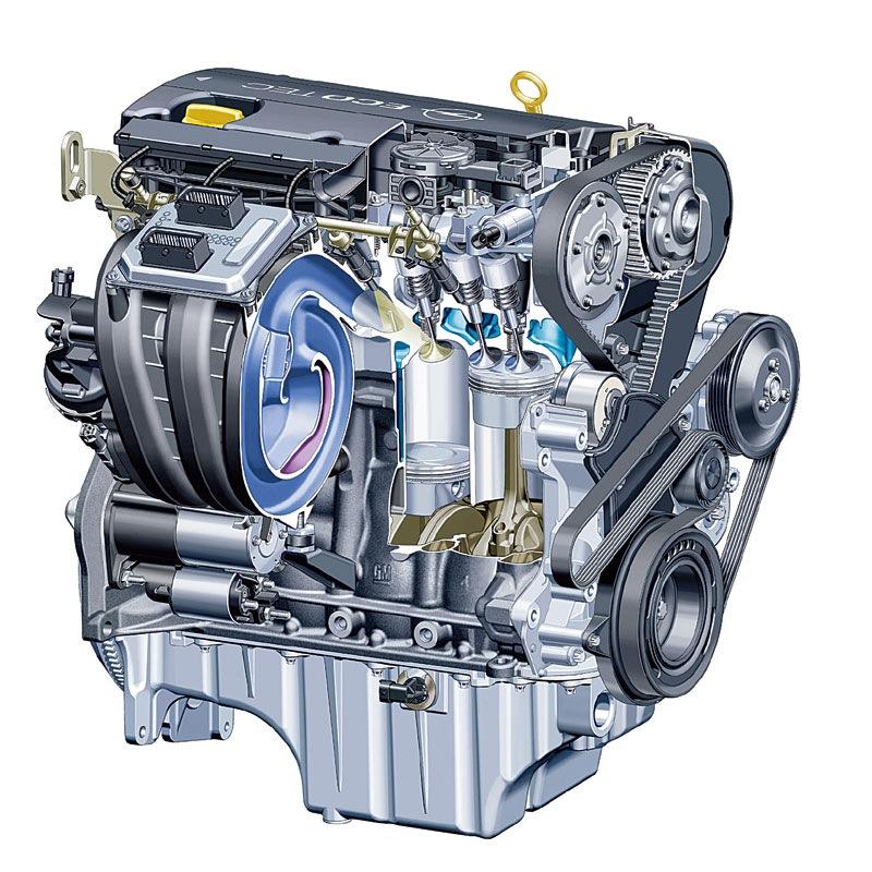 Opel Z18XEP аналог двигателю Z16XEP