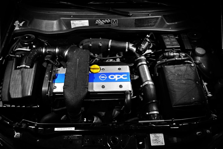 Opel Z20LET 2.0 Turbo