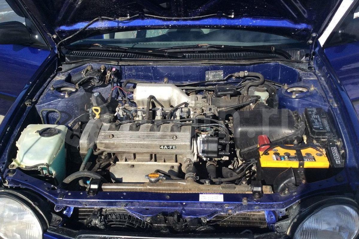 Положительных сторон двигателя 4A-FE больше чем негативных