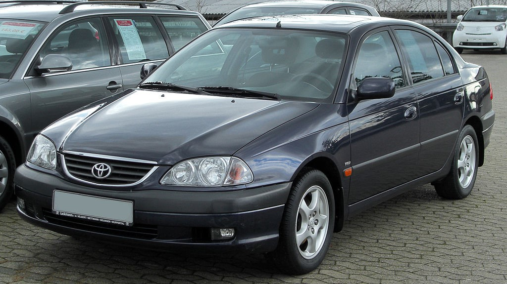 Последнее поколение автомашин Toyota Corona