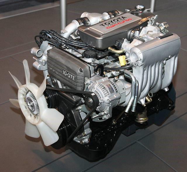 «Рабочая лошадка» для Toyota Supra