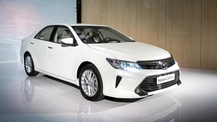 Рестайлинг Toyota Vista V50