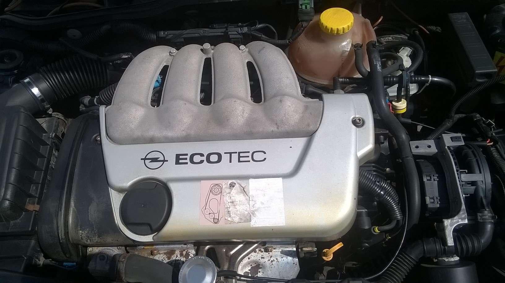 С возрастом двигатель Opel X14XE требует замену некоторых деталей