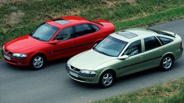 Седан Opel Vectra B