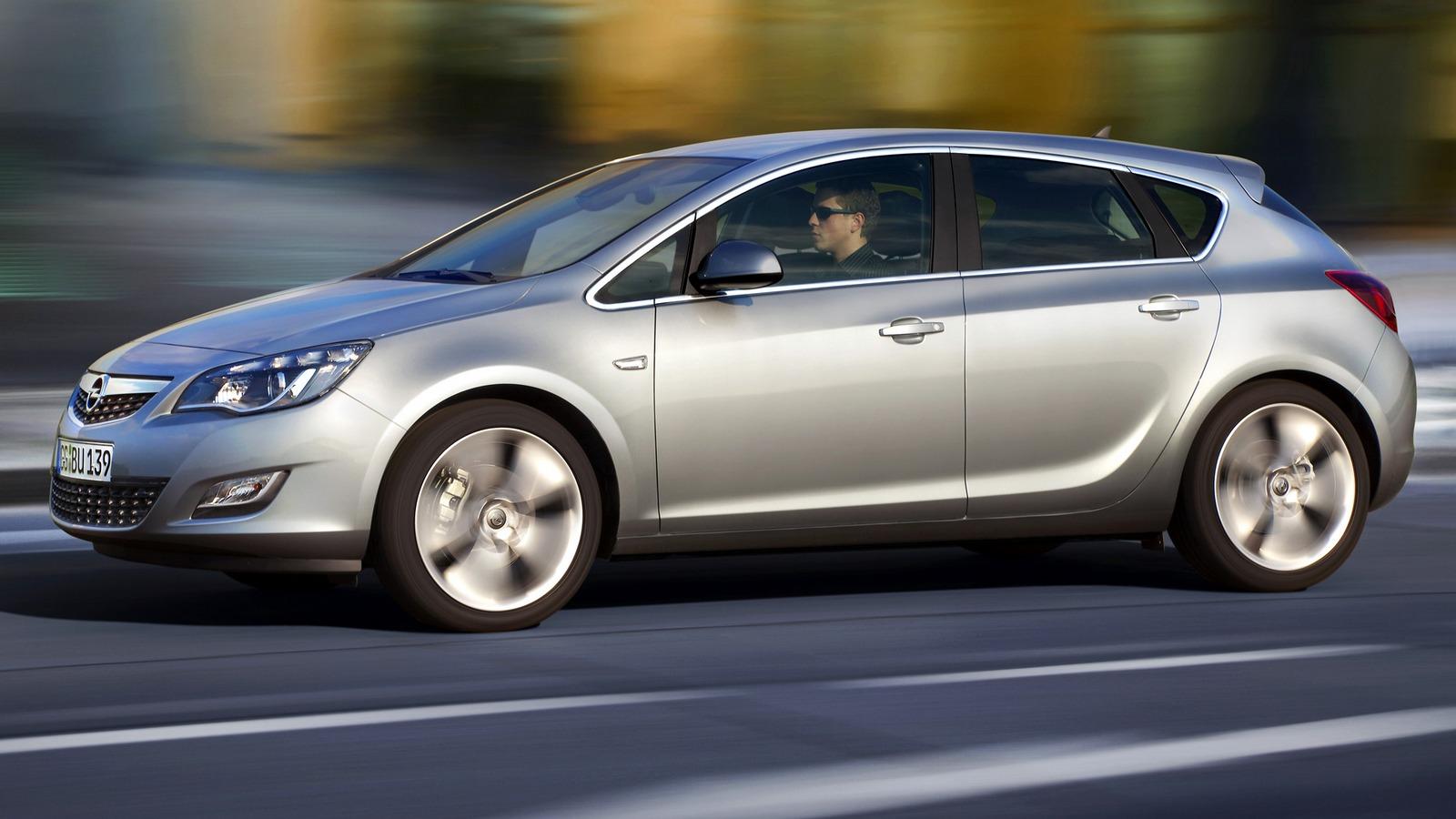 Силовой агрегат для Opel Astra