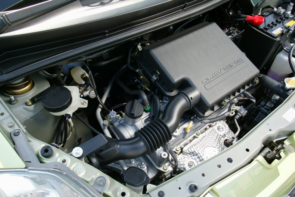 Силовой агрегат K3-VE2