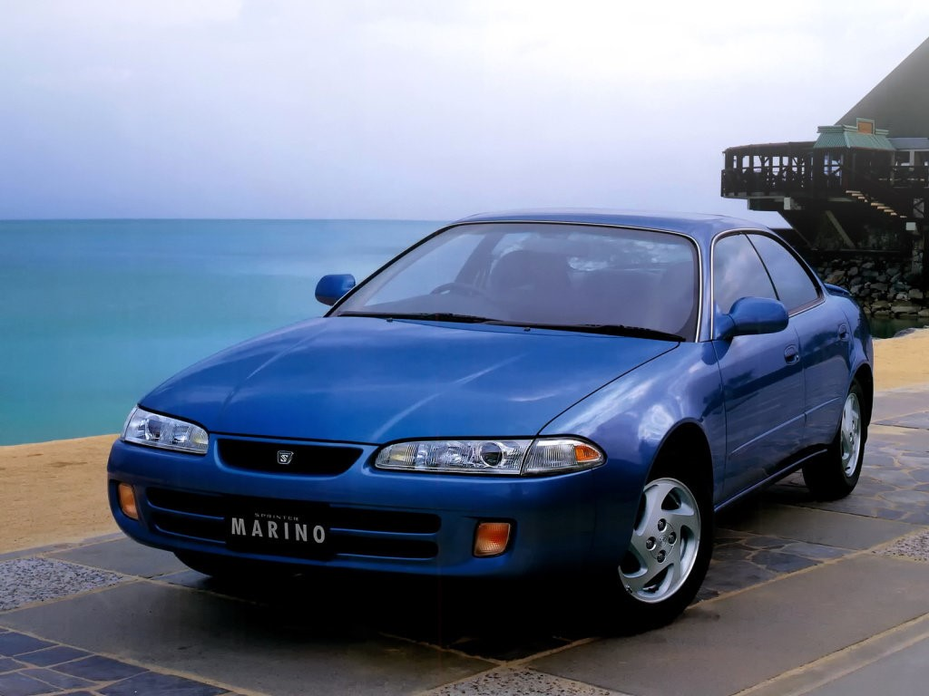 Sprinter Marino рестайлинг 1994 года
