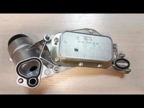 Теплообменник двигателя Z16XER