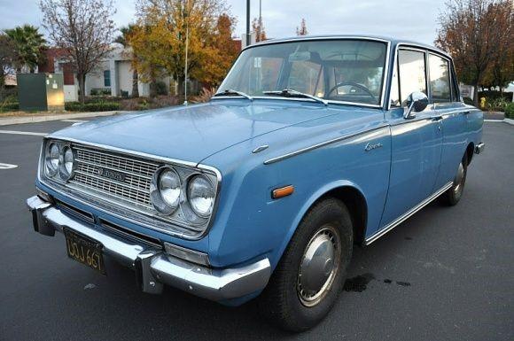 Toyopet Corona 2-го поколения (1963)