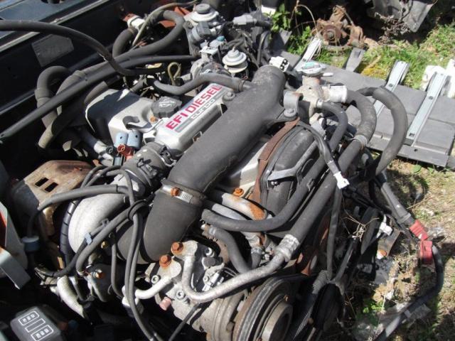 Toyota 4Runner двигатель 2L-TE