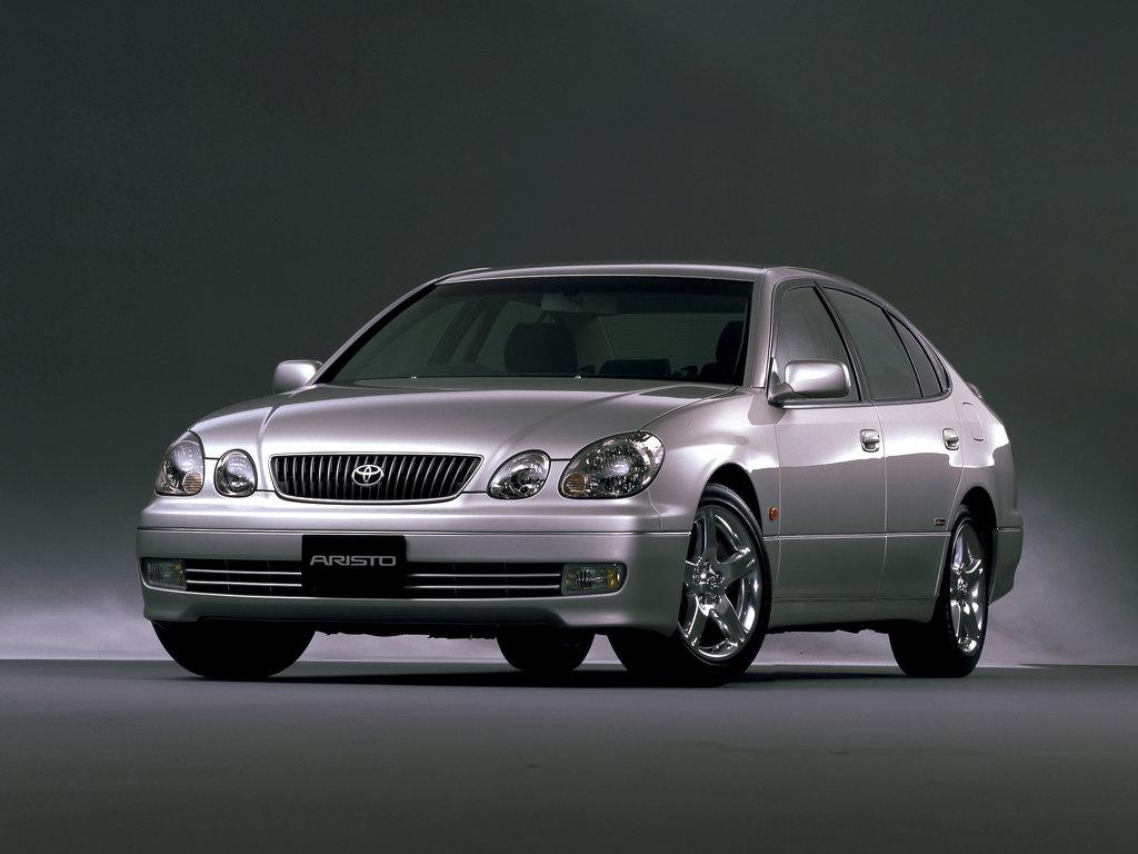 Toyota Aristo 1997 - 2000 год
