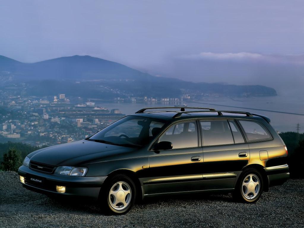 Toyota Caldina 1 поколения