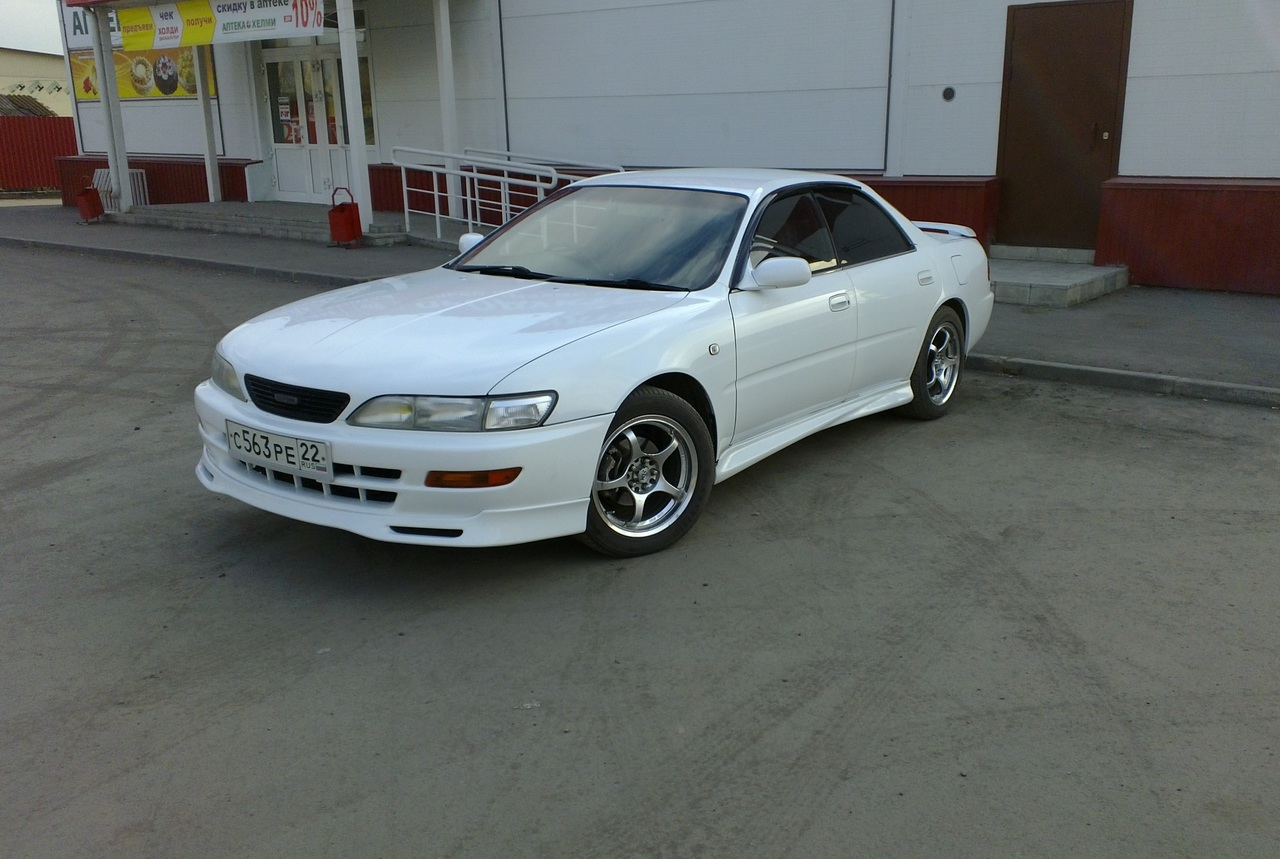 Toyota Carina ED 1993 года