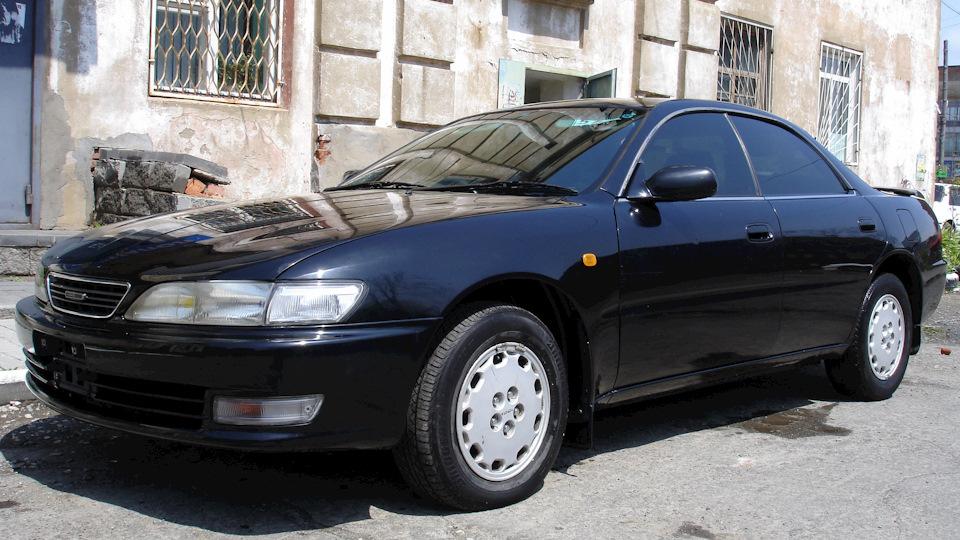Toyota Carina с двигателем 3S-FE