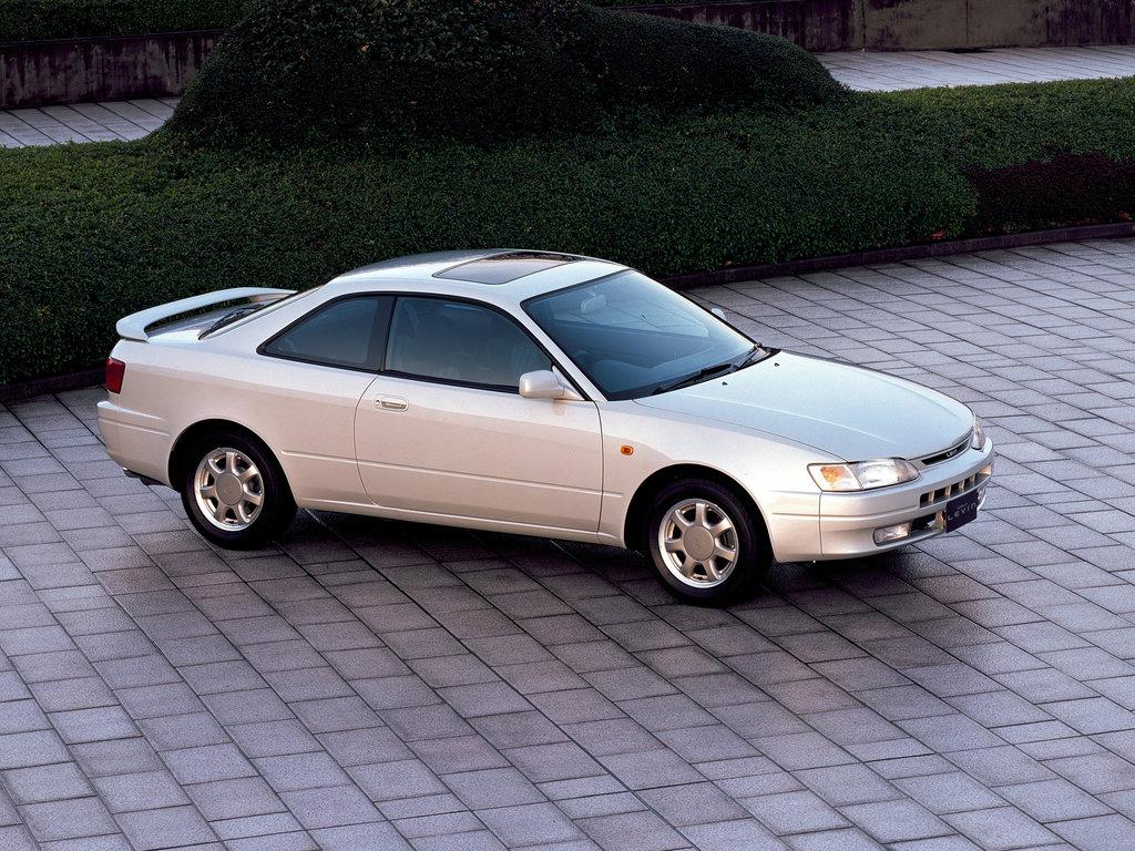 Toyota Corolla Levin 7