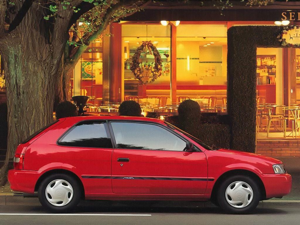 Toyota Corsa пятого поколения