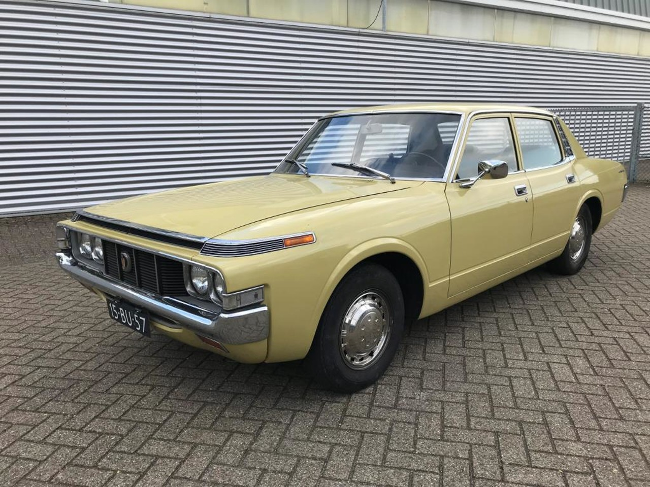 Toyota Crown 1974 года