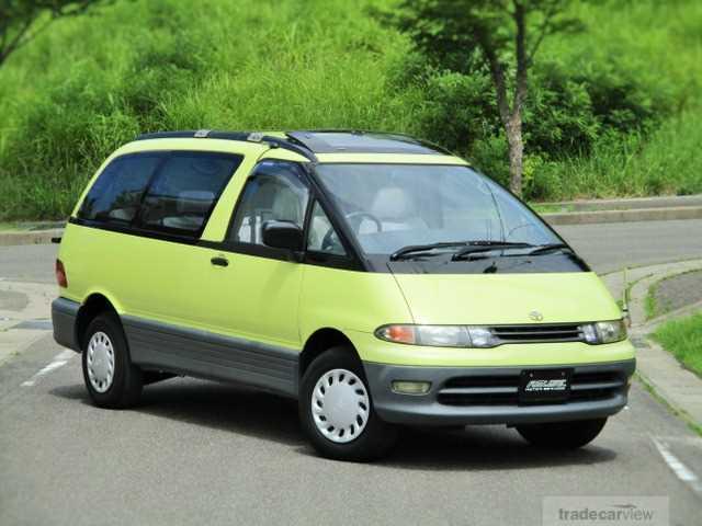 Toyota Estima Lucida 1993