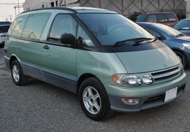 Toyota Estima Lucida 1997