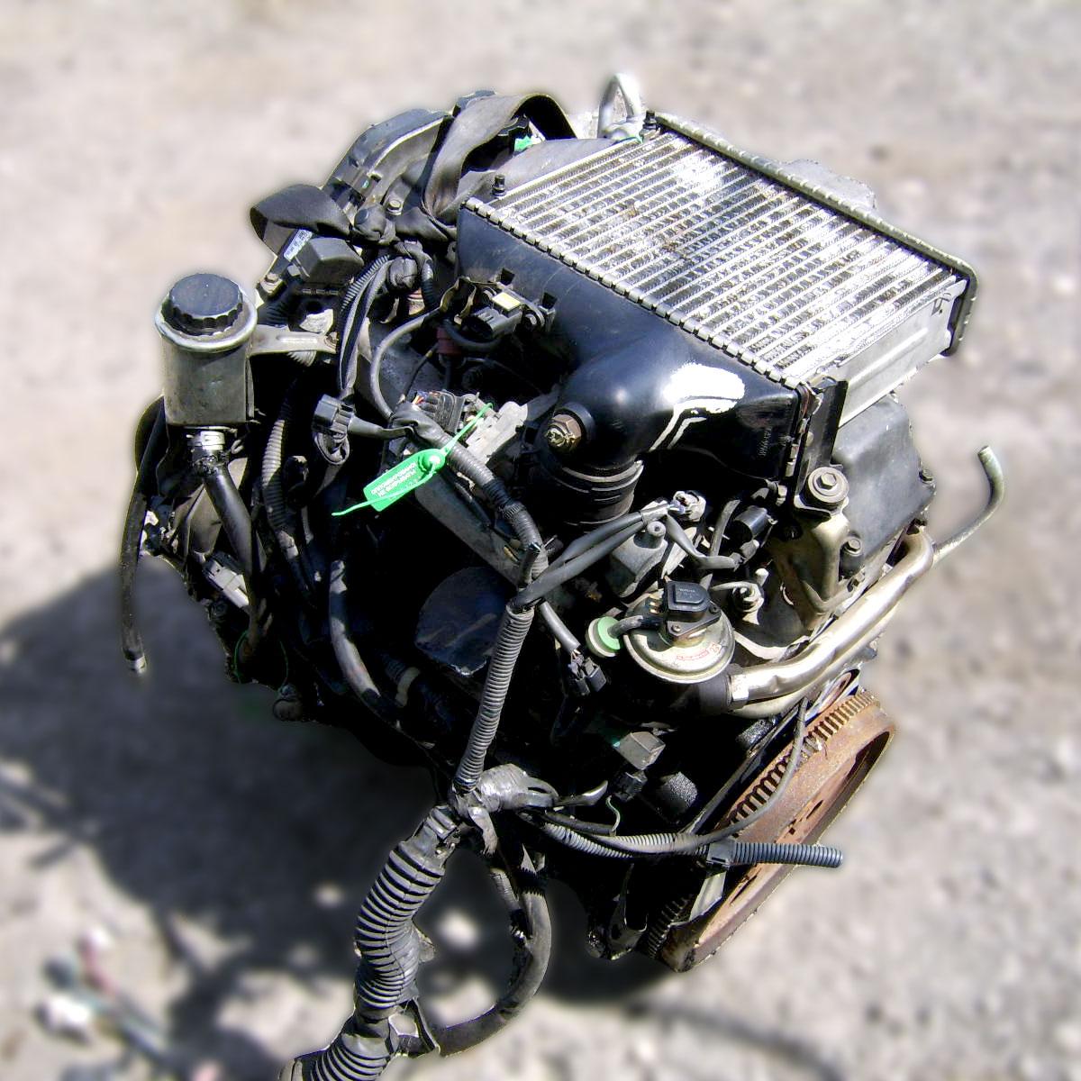 Двигатель Toyota Grand Hiace 1KZ-TE