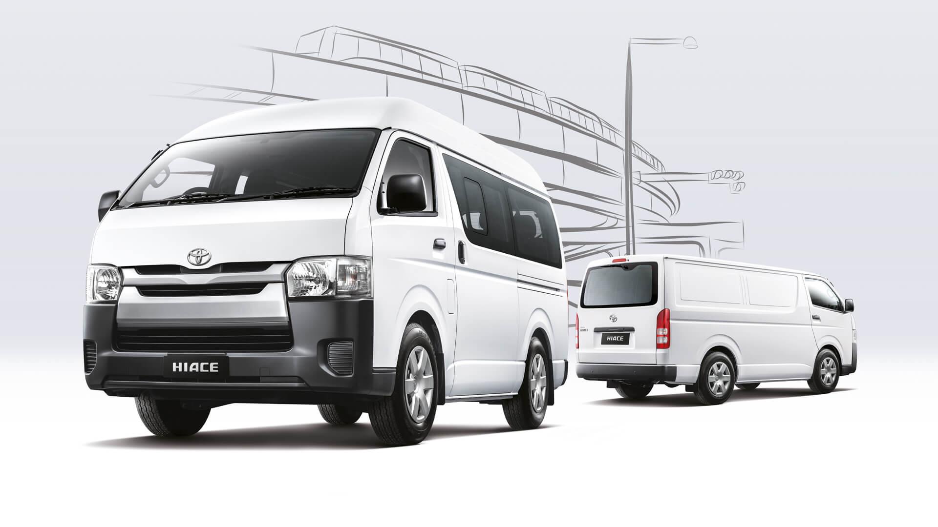 Toyota Hiace 2018 malaysia