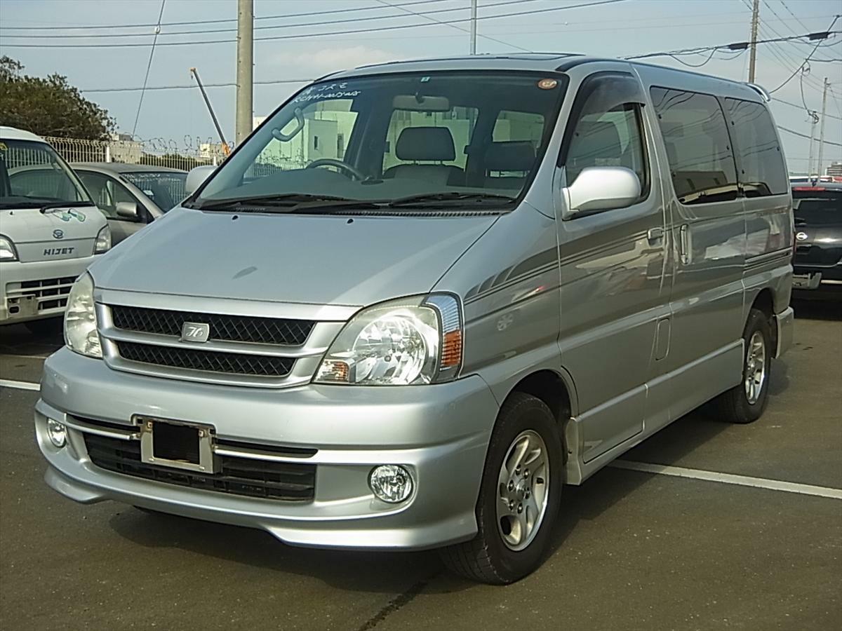 Toyota Hiace 4 поколения для России