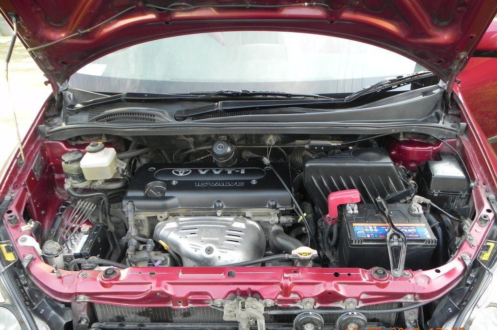 Toyota Ipsum под капотом