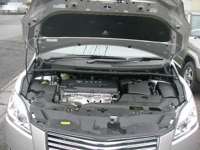 Toyota Mark X Zio под капотом