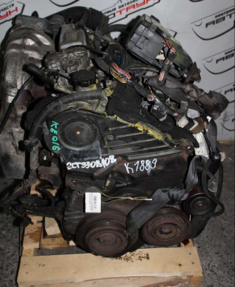 Toyota Master Ace Surf двигатель 2Y-U