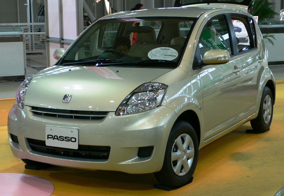 Toyota Passo 2006 г. в.