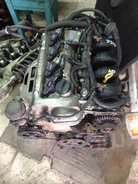 Toyota Probox двигатель 2NZ-FE