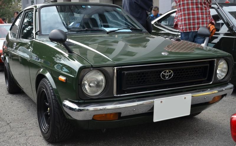 Toyota Publica Starlet SR