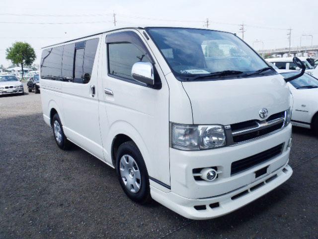 Toyota Regius Ace 2007 года
