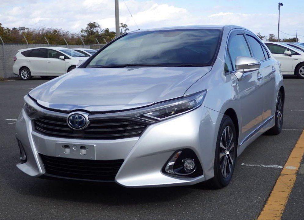 Toyota Sai 2016 года