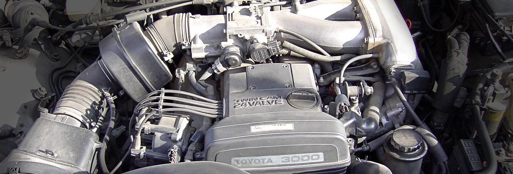 Toyota Soarer двигатель 2JZ-GE