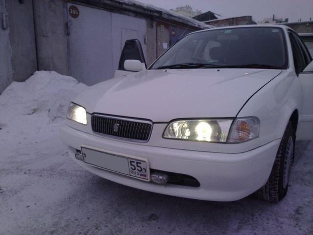 Toyota Sprinter 1998 года