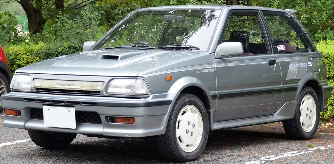Toyota Starlet Turbo S Super Limited