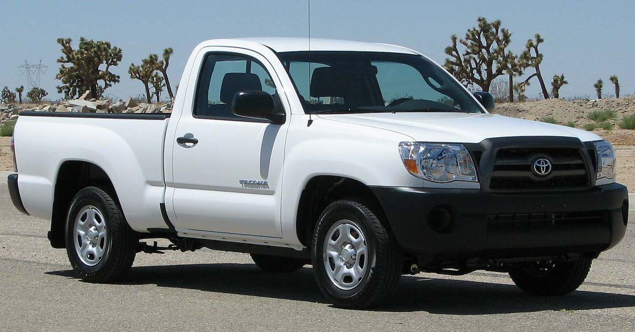 Toyota Tacoma 2009 г. в.