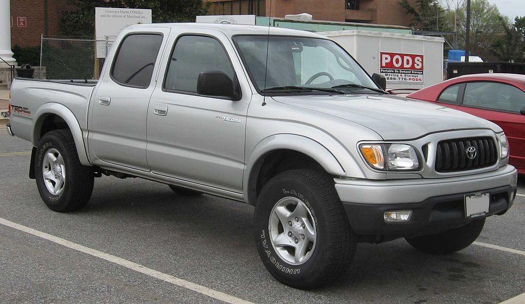 Toyota Tacoma первого поколения