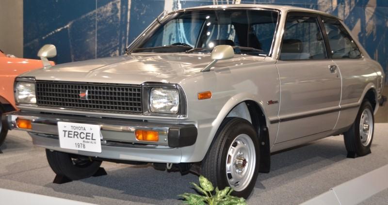 Toyota Tercel первого поколения